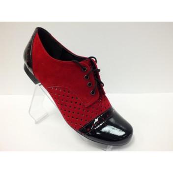 Raudoni laisvalaikio batai Gabbi