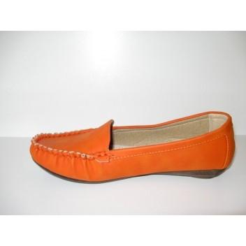 Ryškiai oranžinės balerinos Kayla