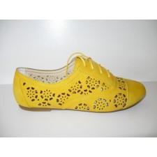 Geltoni laisvalaikio batai New fashion