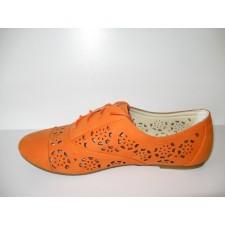 Oranžiniai laisvalaikio batai New fashion